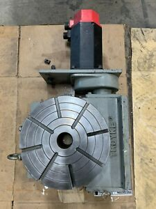 Troyke Indexer Horizontal Or Vertical Table With Fanuc Motor Drive