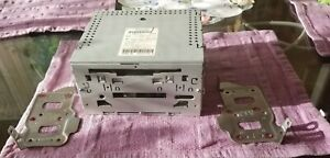 2010 Mitsubishi Lancer Es Radio Head Unit Cd Player Stereo used