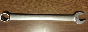 Snap On Tools 1 1 8 Combination Wrench Usa Oex 36 16 Long