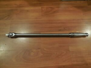 Snap On 1 2 Drive 18 Breaker Bar Sn18l Free Usa Shipping