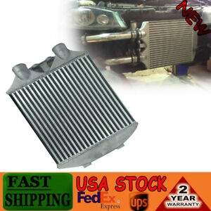 70mm 60psi Universal Turbo Front Mount Aluminum Intercooler For Ibiza Mk4 Vw Usa
