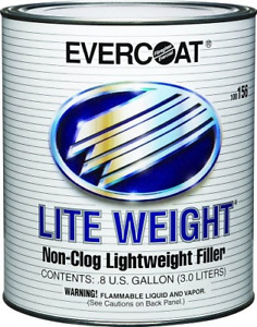 Evercoat 156 Light Weight Body Filler Gallon