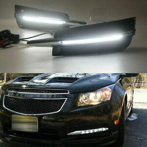 Fit Chevrolet Cruze 2009 2010 2011 2012 2013 Bumper Drl Fog Lights Lamps