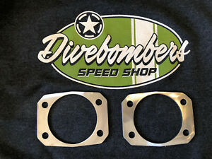 8 8 Ford Explorer 1 8 Axle Spacer Use With Retainers Disc Brake Conversion
