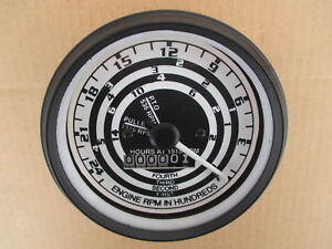 Tachometer For Ford Industrial 1871 1881 2030 Naa Nab
