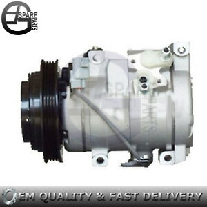 New For 2004 Toyota Land Cruiser Prado Trj120 Trj120l Trj120r A c Compressor