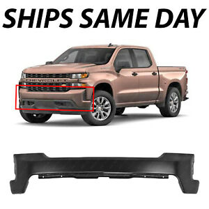 New Primered Steel Front Bumper Face Bar For 2019 2020 Chevy Silverado 1500