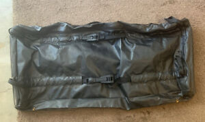 Chevy Avalanche Escalade 2002 13 Hard Tonneau Bed Cover Storage Bag Oem