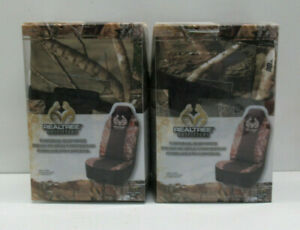 Realtree Outfitters Rsc4002 730 5874 Universal Seat Covers quantity 2