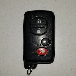 2012 2015 Toyota Prius Plug In Smart Keyless Entry Remote From Pre Owned