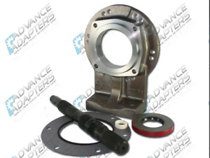 50 9102 Gm 700r4 To Jeep Np231 Adapter Kit replacing Ax15