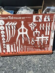 Snap On Master Interchangeable Puller Set Control Board Only