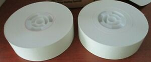 Pitney Bowes lot Of 2 Rolls Adhesive Postage Meter Tapes new