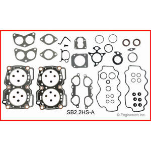 Enginetech Engine Cylinder Head Gasket Set Sb2 2hs a
