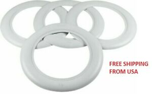 Atlas Portawalls 15 Add On White Wall Tire Insert Trim Set Of 4 Free Shipping