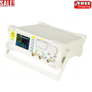 2 channel Function Arbitrary Waveform Generator Pulse Signal Frequency Counter