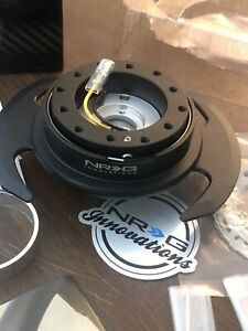 Nrg Gen 3 Steering Wheel Quick Release Kit