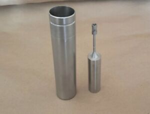 Brookfield Viscometer Chamber Tube With 1 Spindle