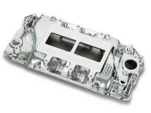 Weiand 177 Pro Street Supercharger Intake Manifold Polished Finish