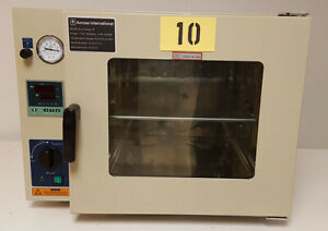 Table Top Vacuum Oven Tag 10