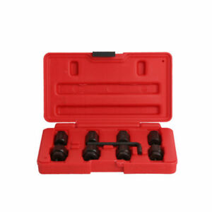 M6 M8 M10 Stud Removal Installer Kit Nut Bolt Socket Thread Tool Set Pro 9pc