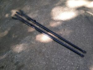 1928 1931 Model A Ford Rear Radius Rods Original Pair