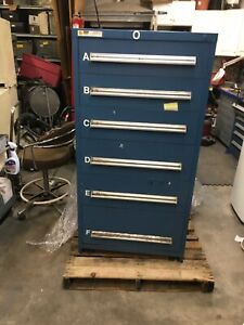 Stanley Vidmar Drawer Cabinet 30 X 27 X 59 Used 550 750 Each 200750
