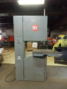 Grob Hs24 Vertical Band Saw