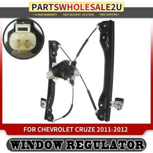 Front Right Window Regulator W Motor For Chevy Cruze 2011 2012 748 975 96996228