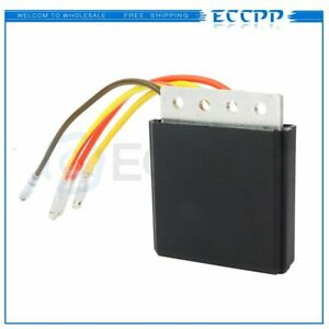 Regulator Voltage Rectifier For Polaris ATV Sportsman 500 & Utv Big Boss 500 6X6