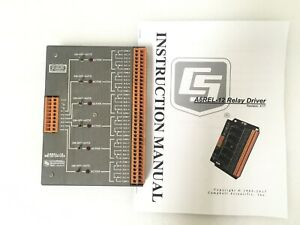 Campbell Scientific A6rel 12 6 channel Relay Driver With Manual Override