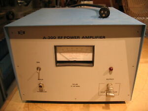 Eni A 300 300khz To 35mhz Rf Power Amplifier
