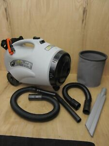 Proteam Runningvac Wrv Commercial Canister Vacuum Cleaner tested