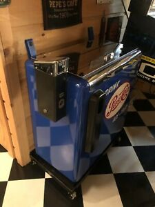 Pepsi Chest Drink Vending Machine Chest Museum Quality Slide Out Bottles