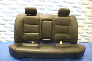 2003 05 Mitsubishi Lancer Evolution 8 Oem Ssl Leather Rear Seats Wear Ct9a