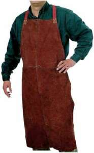 Best Welds Leather Bib Aprons 604669139936
