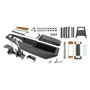 For Chevy Monte Carlo 1970 Restoparts S6872iunas Center Console Kit