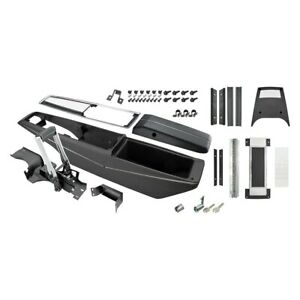 For Chevy Chevelle 1971 1972 Restoparts S6872munas Center Console Kit