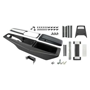 For Chevy Chevelle 1971 1972 Restoparts C6872masmb Center Console Kit