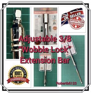 Heavy Duty Predator 3 8 Adjustable Wobble lock Extension Snap Up On A Bargain