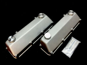 Blue Thunder 351 Cleveland Boss 302 Competition Valve Covers With Accessories