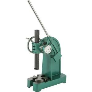 Grizzly T1185 3 ton Ratcheting Arbor Press