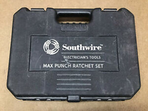 Southwire Max Punch Ratchet Set Mpr 01sd Knockout Set