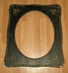 Antique Old Wooden Large Picture Frame