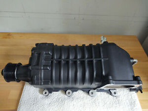 Shelby Gt500 Supercharger With Elbow Original Equipment 2008