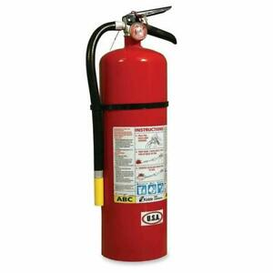Kidde 466204 Proline Pro 10lb Abc Mp Fire Extinguisher With Certification Tag