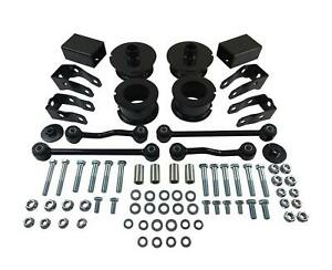 Jeep Wrangler Jl 2 5 Front 2 5 Rear Full Leveling Lift Kit 2wd 4wd