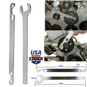 Bmw 32mm Fan Clutch Nut Wrench Water Pump Holder Removal Tool Kit