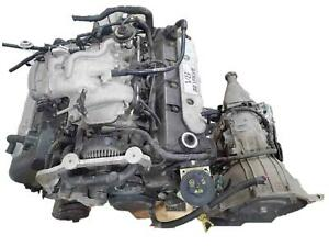 03 05 Ford Mustang Mach1 4 6l Dohc 32v Engine Transmission Pcm Drop Out Swap