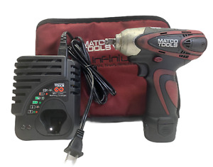 Matco Tools 12v Li Ion3 8 Impact Wrench W Battery Mcl1238iw
